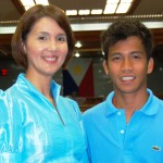 "Senate commends Mindanaoan junior tennis champ Francis ""Nino"" Belderol Alcantara"