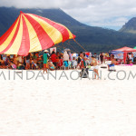 Warning: don't bring sand from White Island, Camiguin