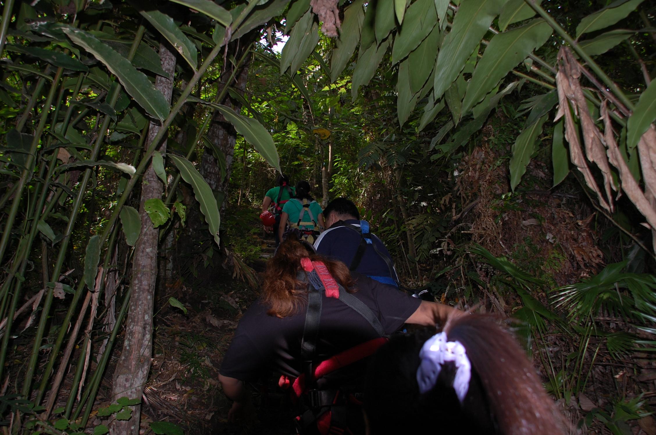 uphill climb xcelerator outland adventure davao city (photo by mindanaoan.com)