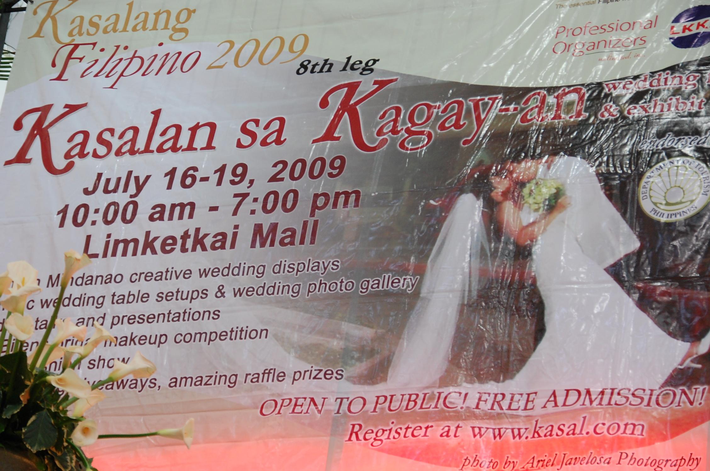 kasalan sa kagay-an 2009 (photo by www.mindanaoan.com)