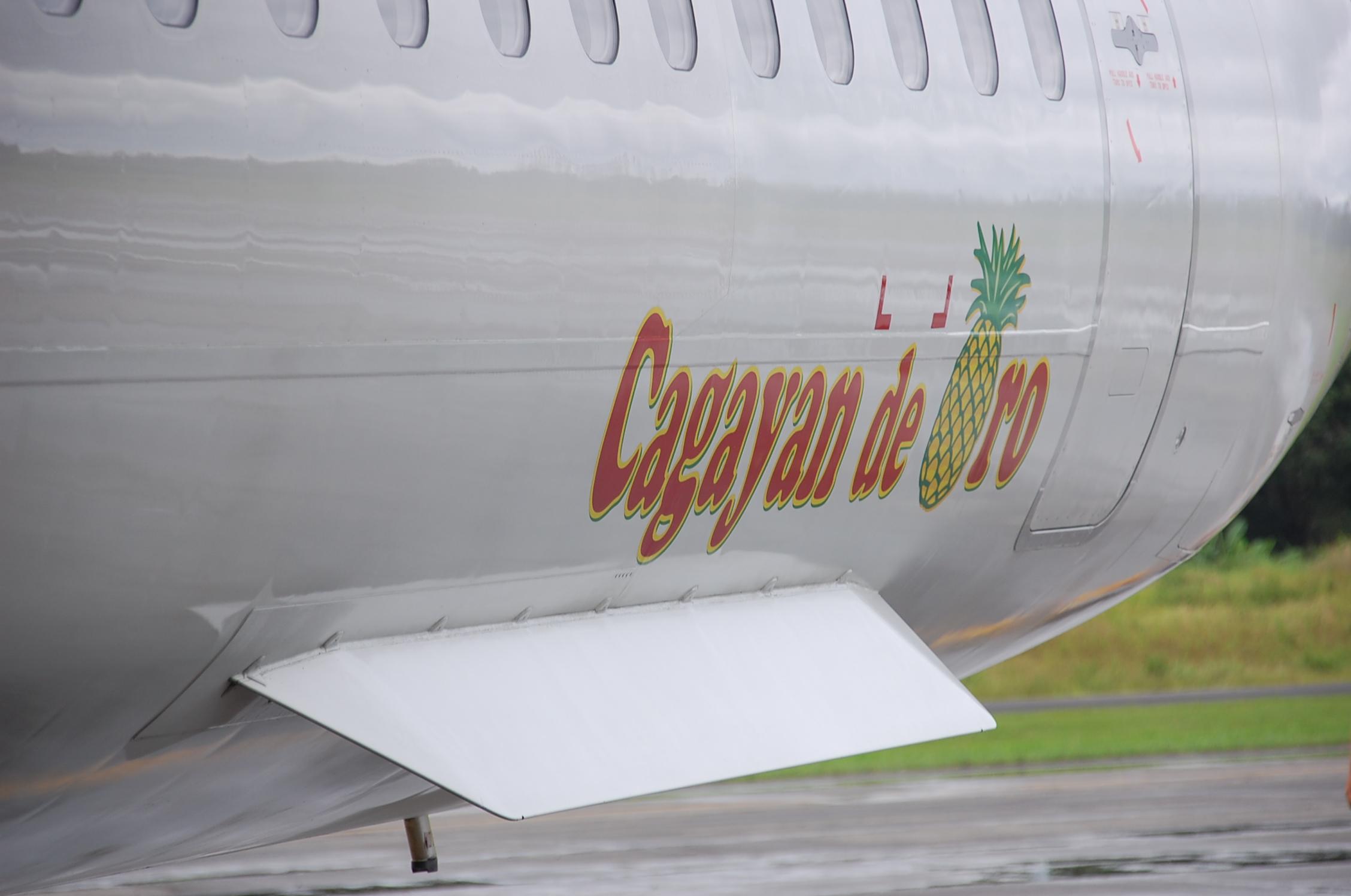 pal express plane tail