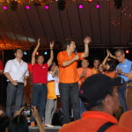 "Nacionalista Party's Grand Cebu City ""Wowowillie"" rally"