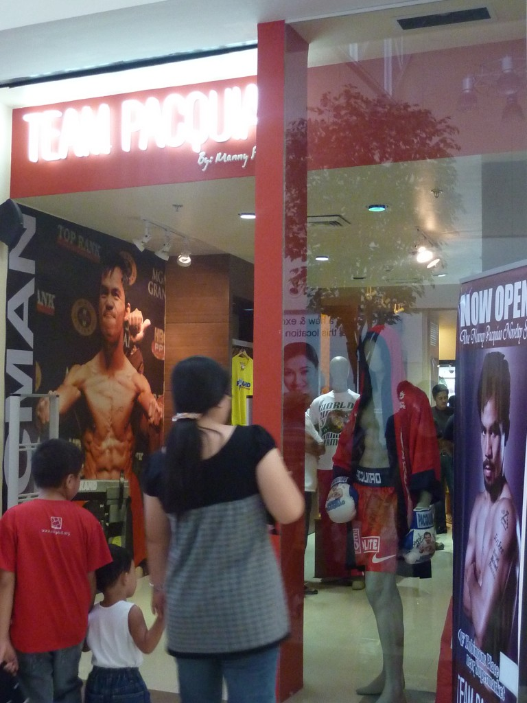 team pacquiao store in general santos city