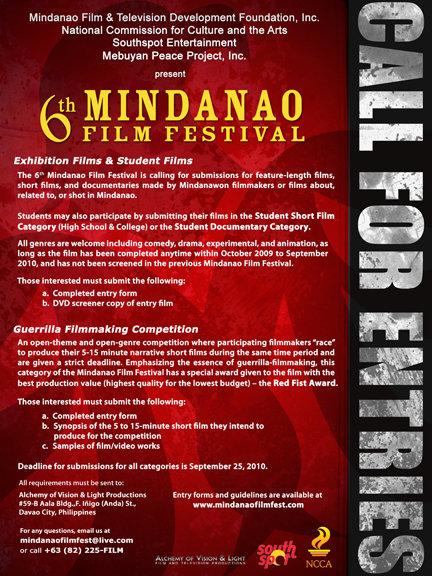 mindanao film festival