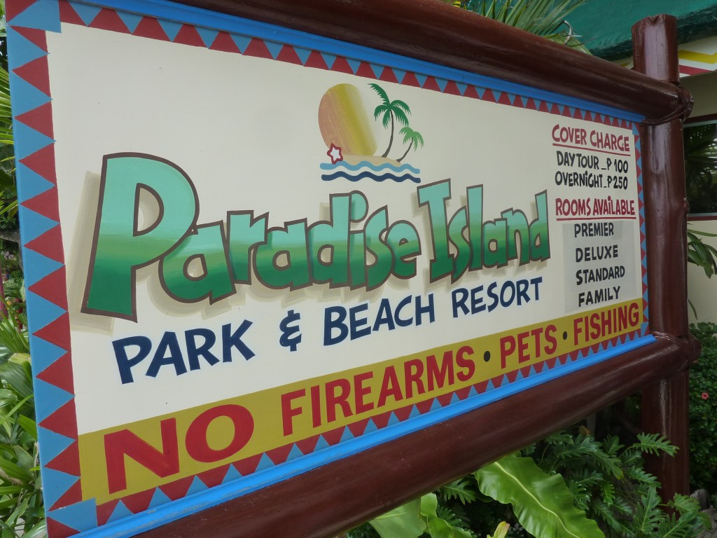 Paradise Island Resort Samal
