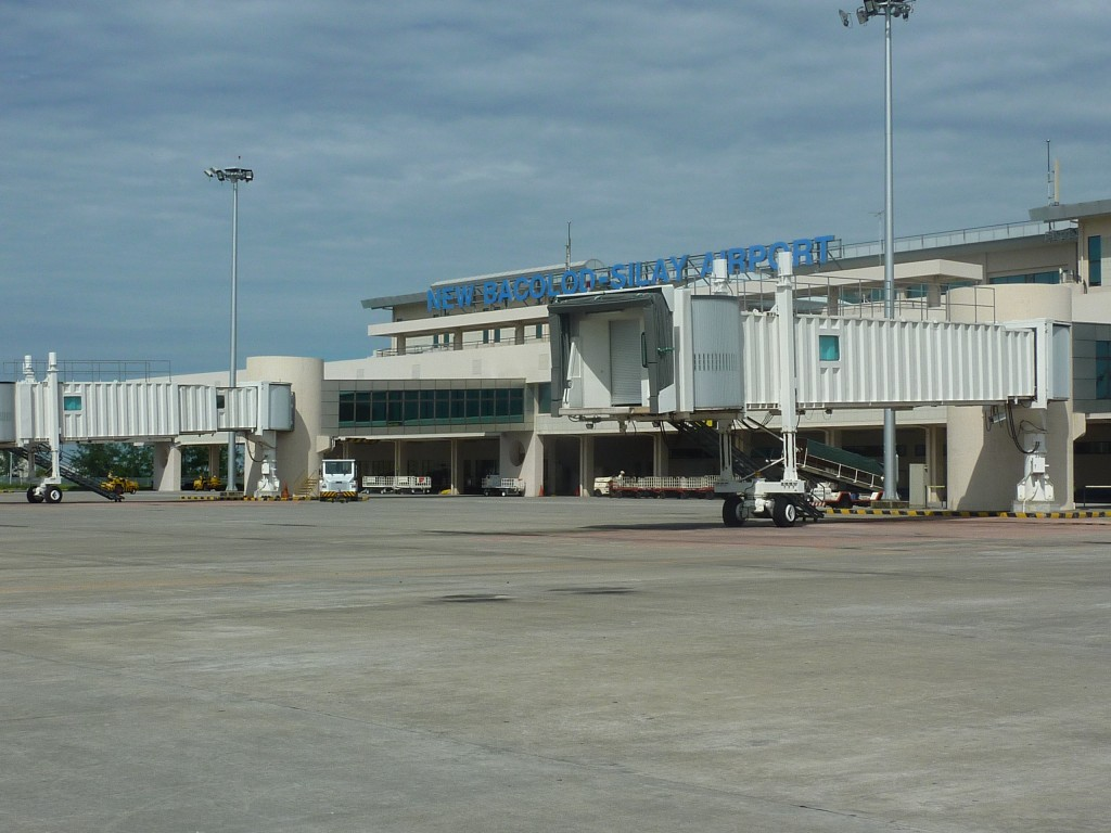 the new bacolod silay airport