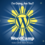 Mindanaoan is attending Wordcamp Philippines 2010!