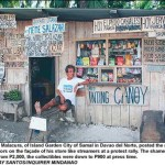 How a Samal Island, Mindanao sari-sari store owner successfully made his debtors pay up!