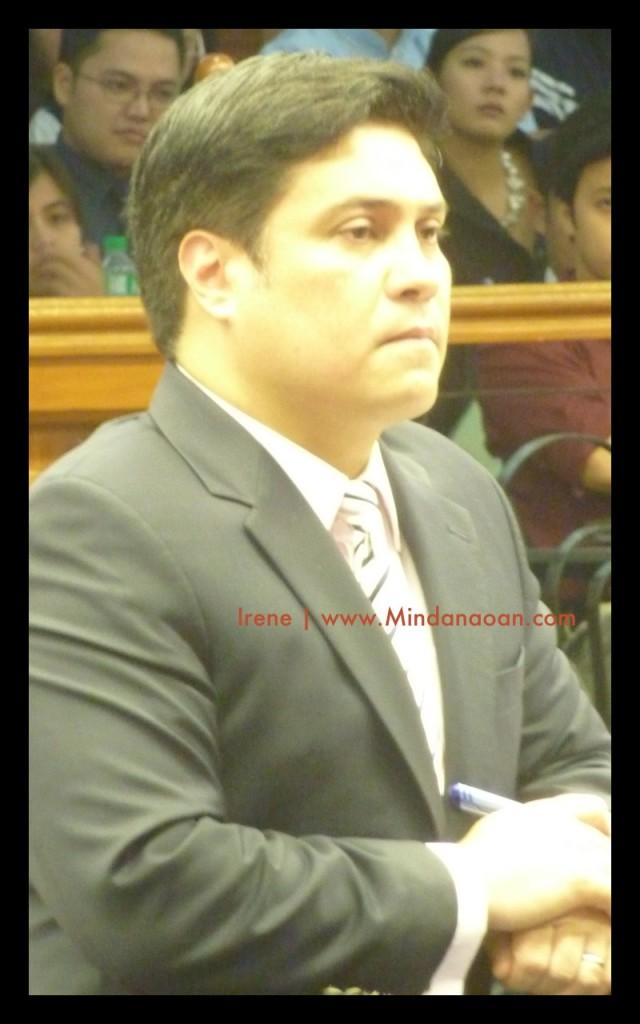 Senator Juan Miguel Zubiri