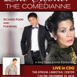 Pokwang and Richard Poon – Back-to-back Live in Cagayan de Oro