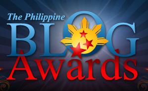 philippine blog awards logo