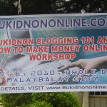 Why I organized the Bukidnon Bloggers group
