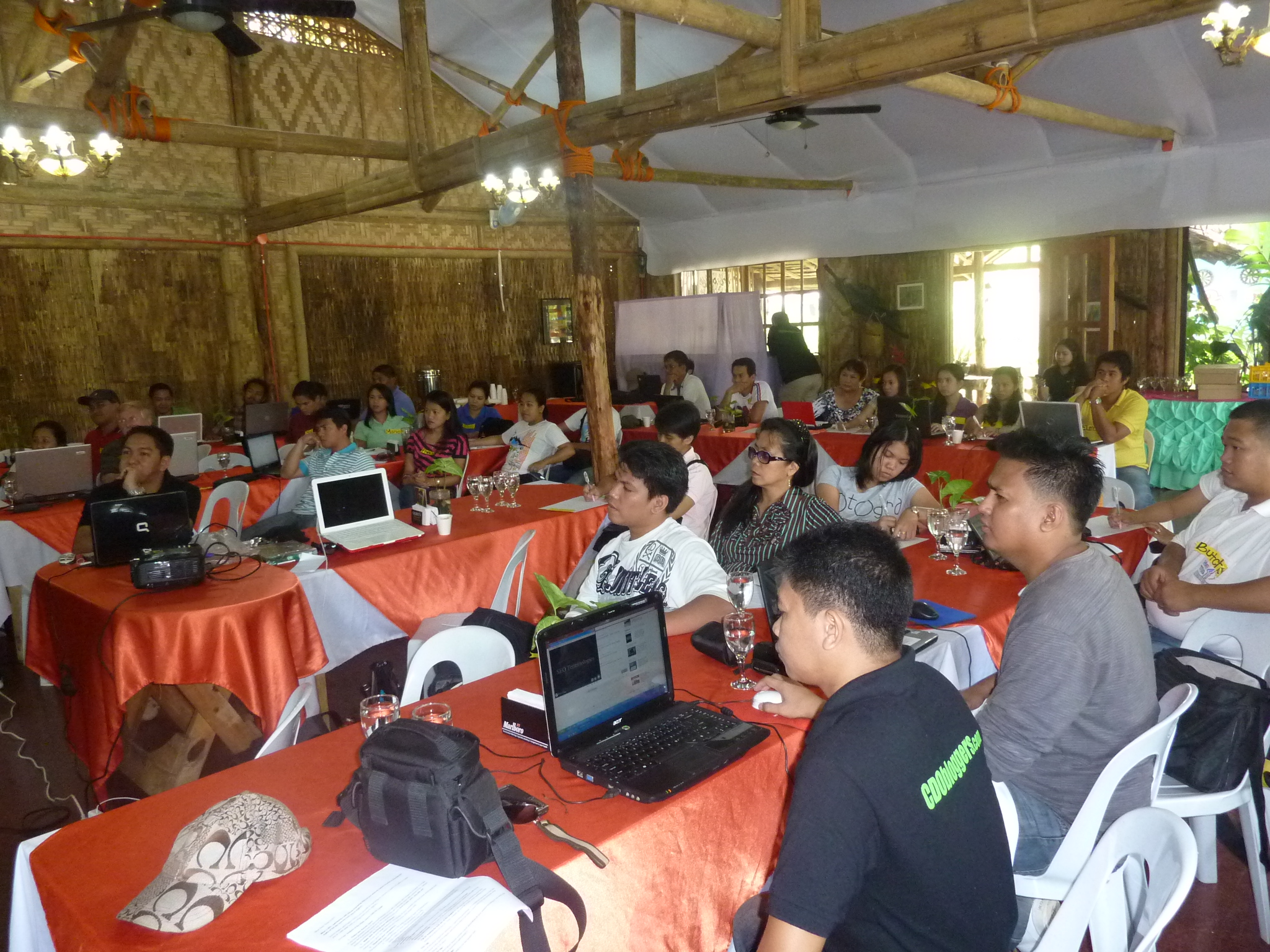 bukidnon blogging 101 workshop