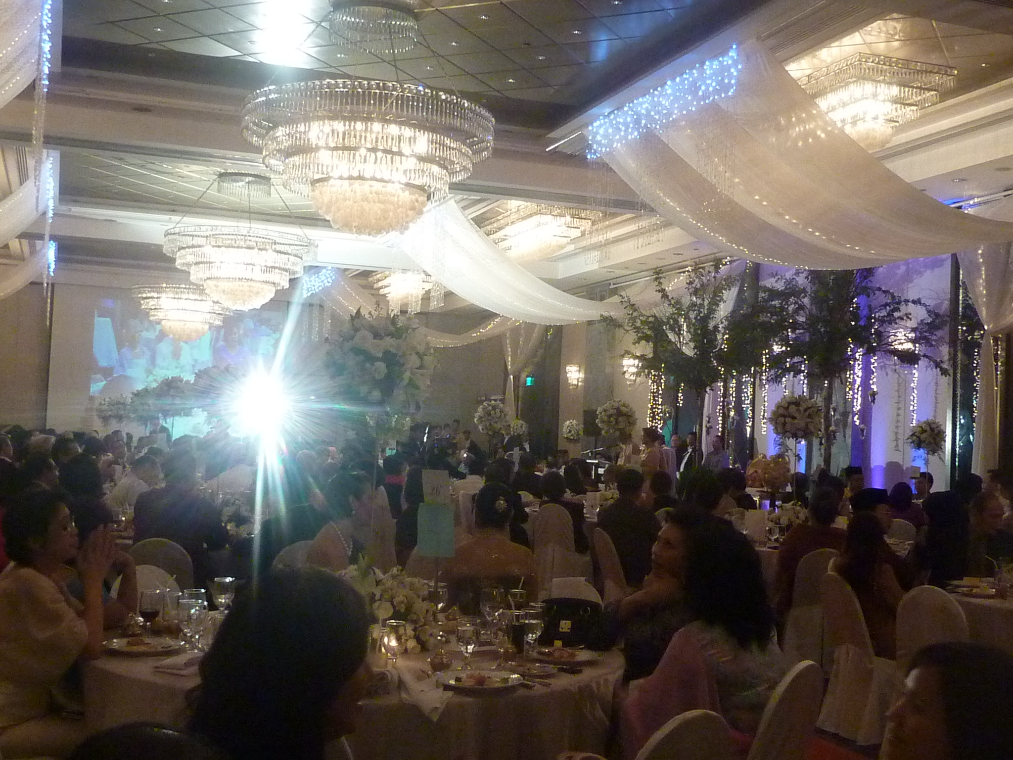 shazlan and zaireen wedding reception