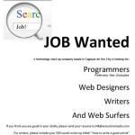 Mindanao job alert: Web surfers, programmers, writers needed for CDO start-up!