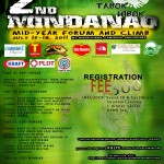 DOME 2nd Mindanao Mid-Year Forum and Climb in Camiguin