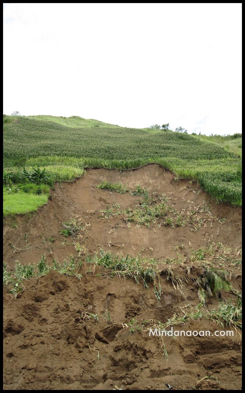 bukidnon landslide