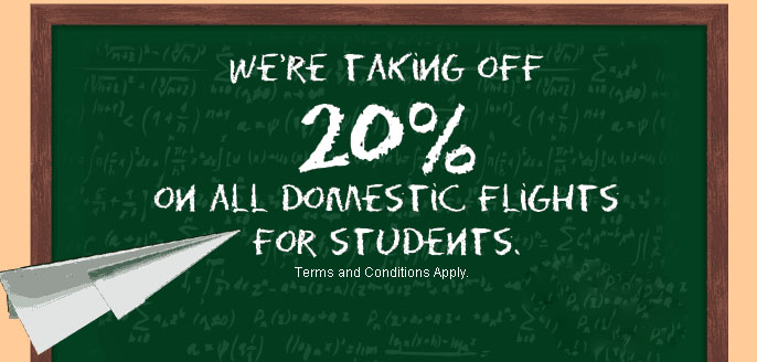 student-discount airphil express