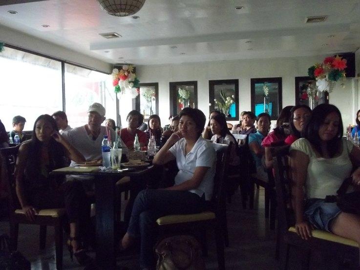 cdo bloggers blogging workshop