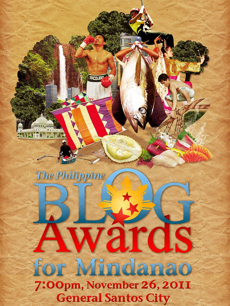 philippine blog awards mindanao 2011