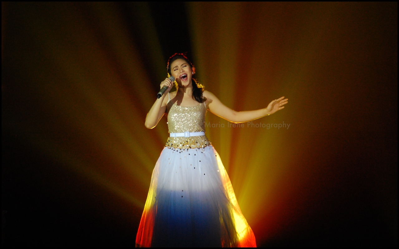 sarah geronimo what love is concert