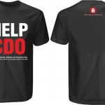 How and where to buy HELP CDO and ONE FOR ILIGAN shirts