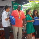 Photos: US Ambassador Harry Thomas leads turnover of donations to Bulua