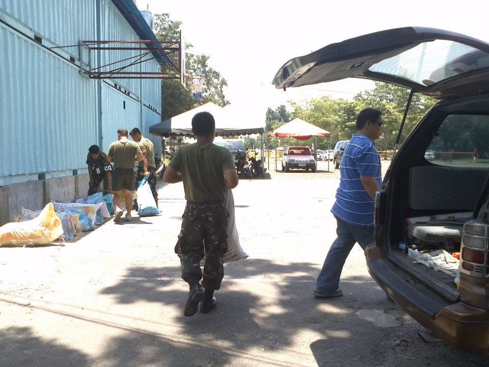 Mindanao Helps Manila