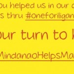 How Mindanao can help Manila flood victims #MindanaoHelpsManila