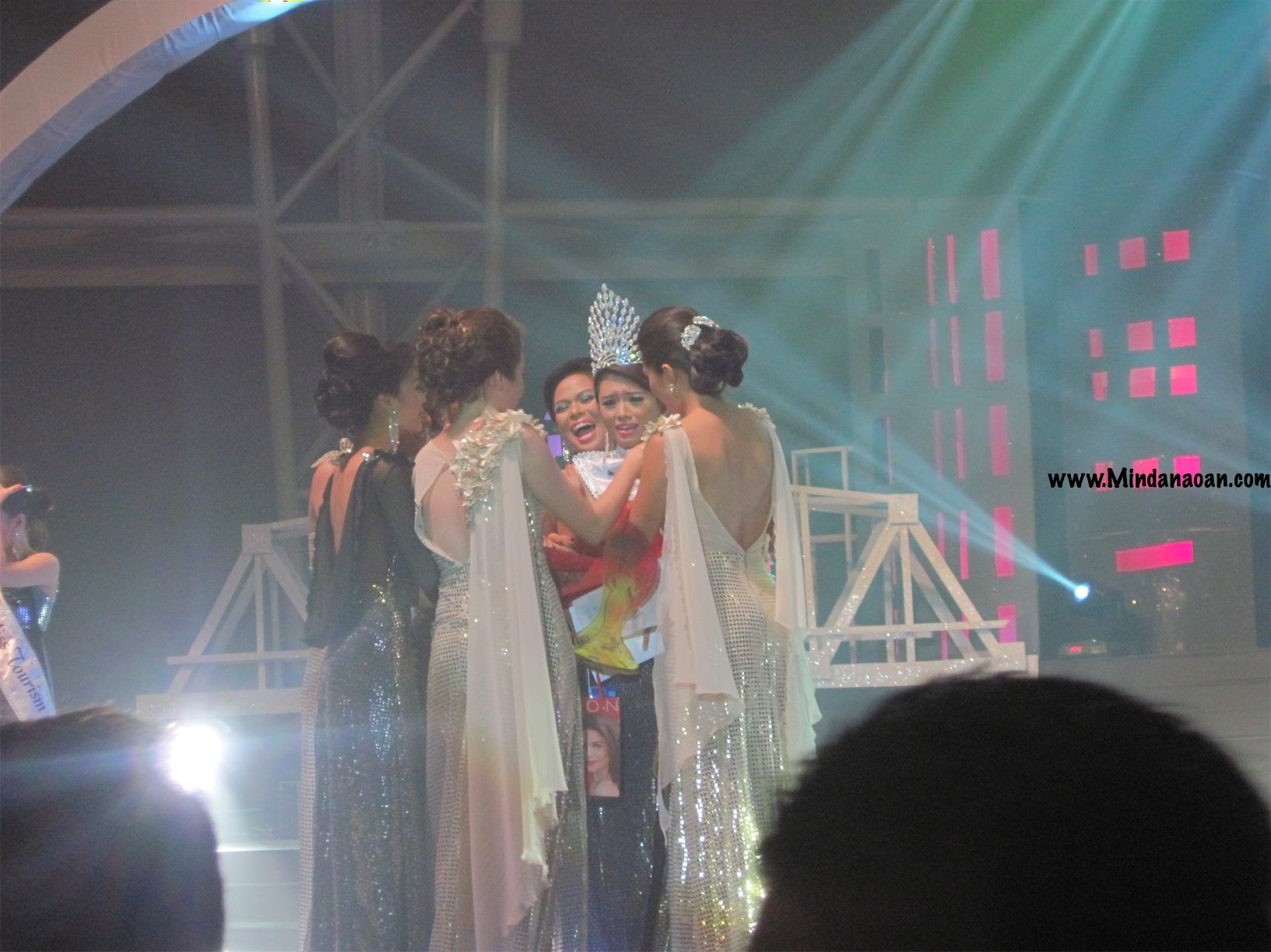 Miss Kagay-an 2012 winners