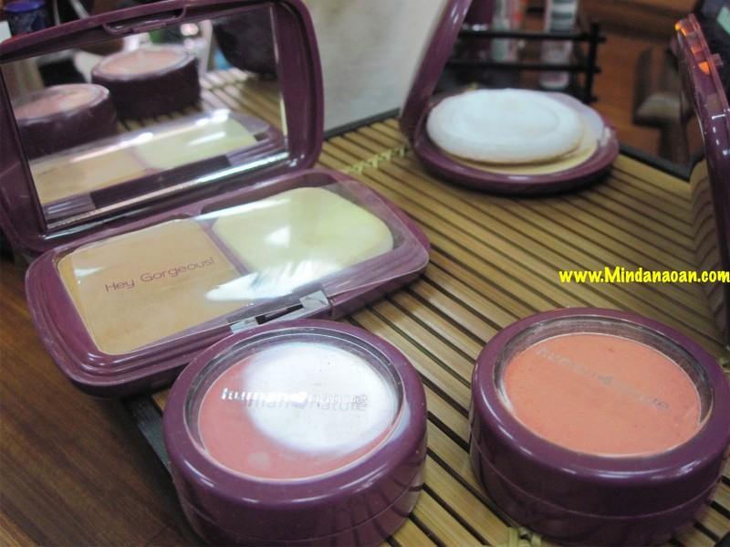 human nature mineral cosmetics
