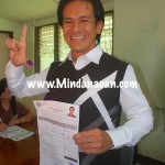 Lynard Allan Bigcas files COC as Bukidnon governor