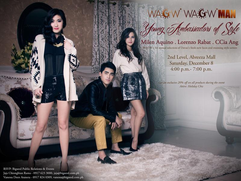 WAGW Davao Invite