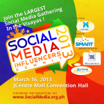 Join the Social Media Influencers Summit 2013 in Cebu City
