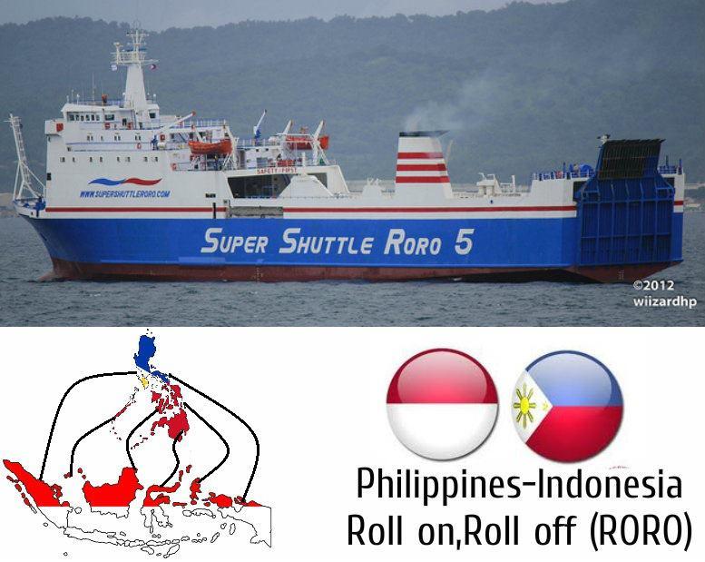 roro-vessel