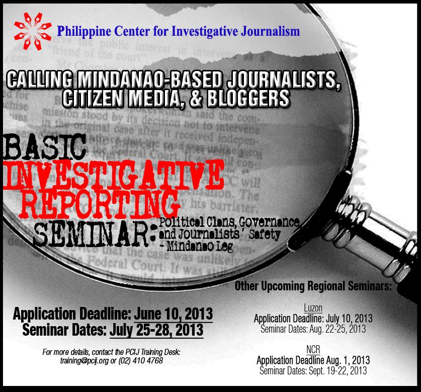 PCIJ-investigative-journalism-seminar