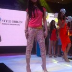 Julia Barretto at Style Origin 2013 Ayala Centrio CDO