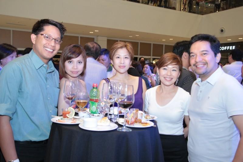 Benedict Jan Tabor Baloncio, Nicole Abas Datayan, Michelle Francisco, Stella Marie Yap and Rudolf Golez (2)