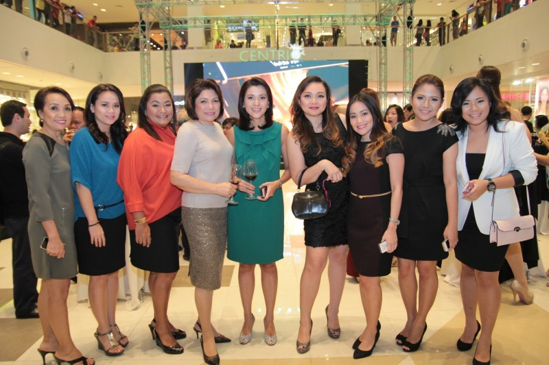 Rustan's Supermarket Marketing Team (please see notes for complete caption)