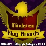 Mindanaoan.com is a finalist in the 2013 Mindanao Blog Awards
