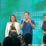 Photos: Mark McGrath of Sugar Ray at ABS CBN ASAP