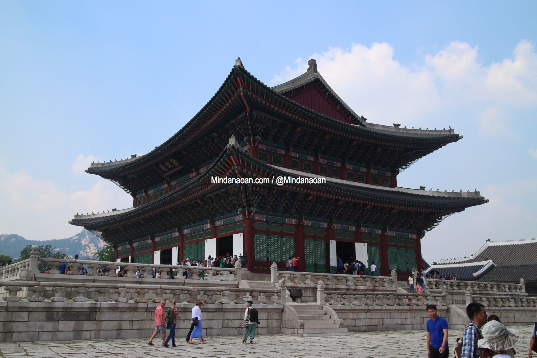 seoul-koreaI-gyeokbukgung-palace