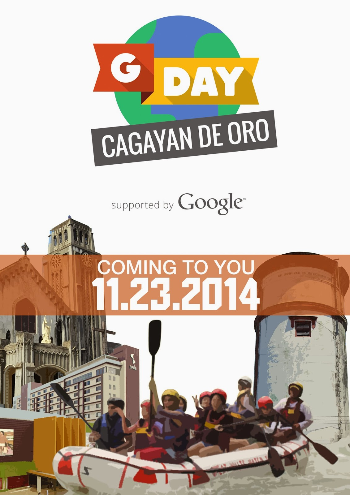 gdays poster 2014
