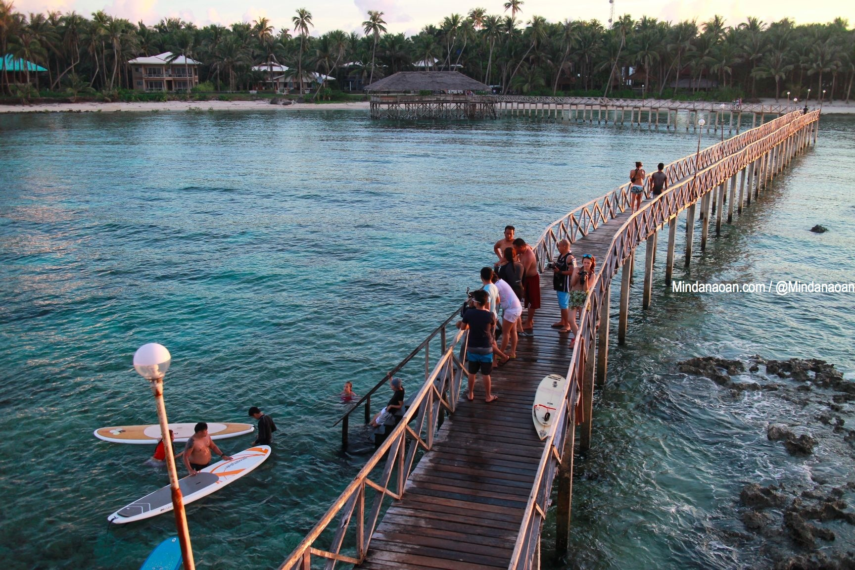 Surfing Paradise Siargao Island Surigao How To Get There