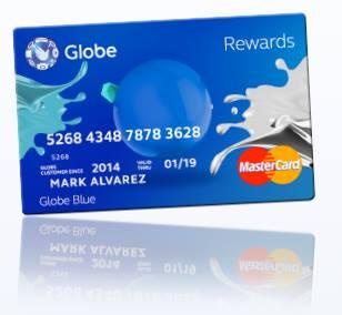 globe gcash mastercard