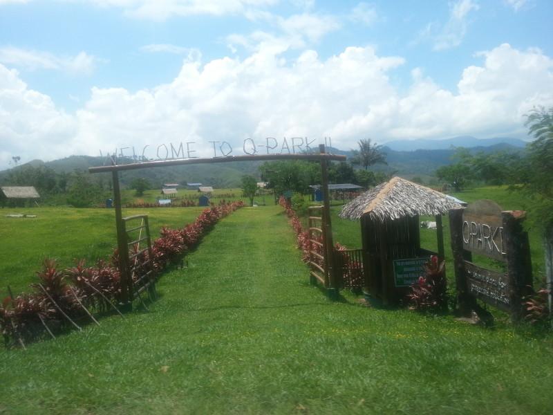 malaybalay tourist spot q park