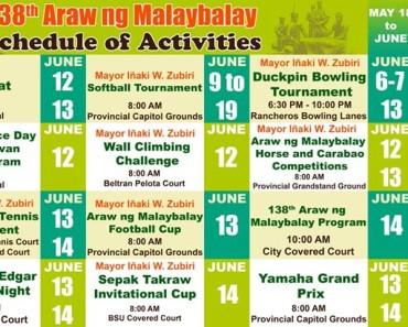 malaybalay bukidnon 2015 foundation day