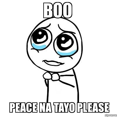 peace na please forum opapp