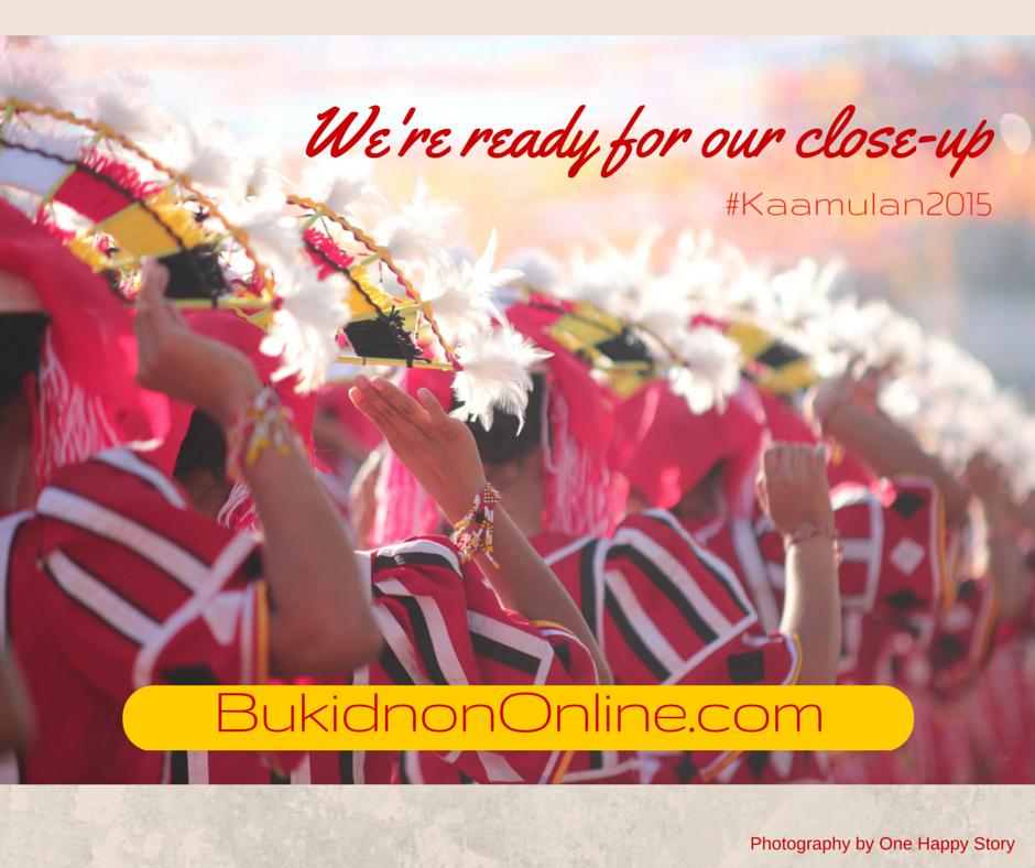 Kaamulan Festival Bukidnon 2015
