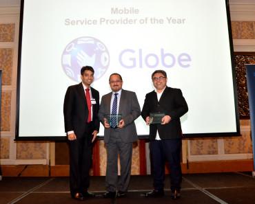 globe telecom frost and sullivan